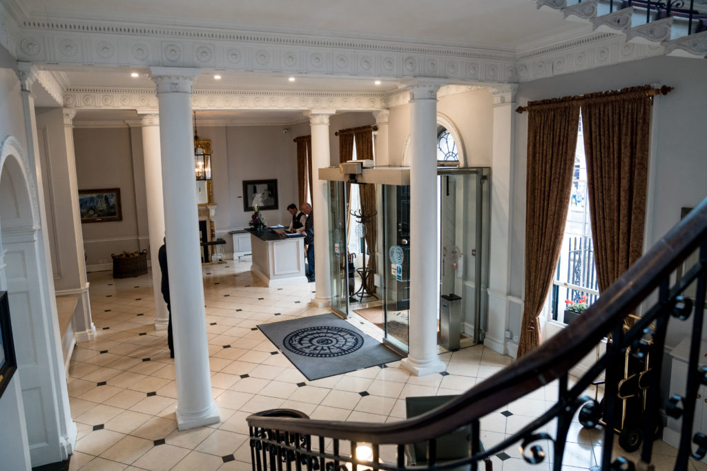 The Merrion Hotel Dublin Review | WOW