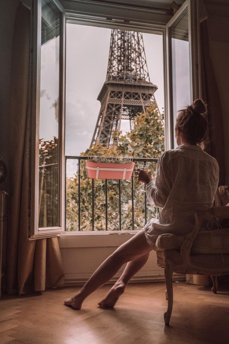 Paris Perfect Apartment | World of Wanderlust
