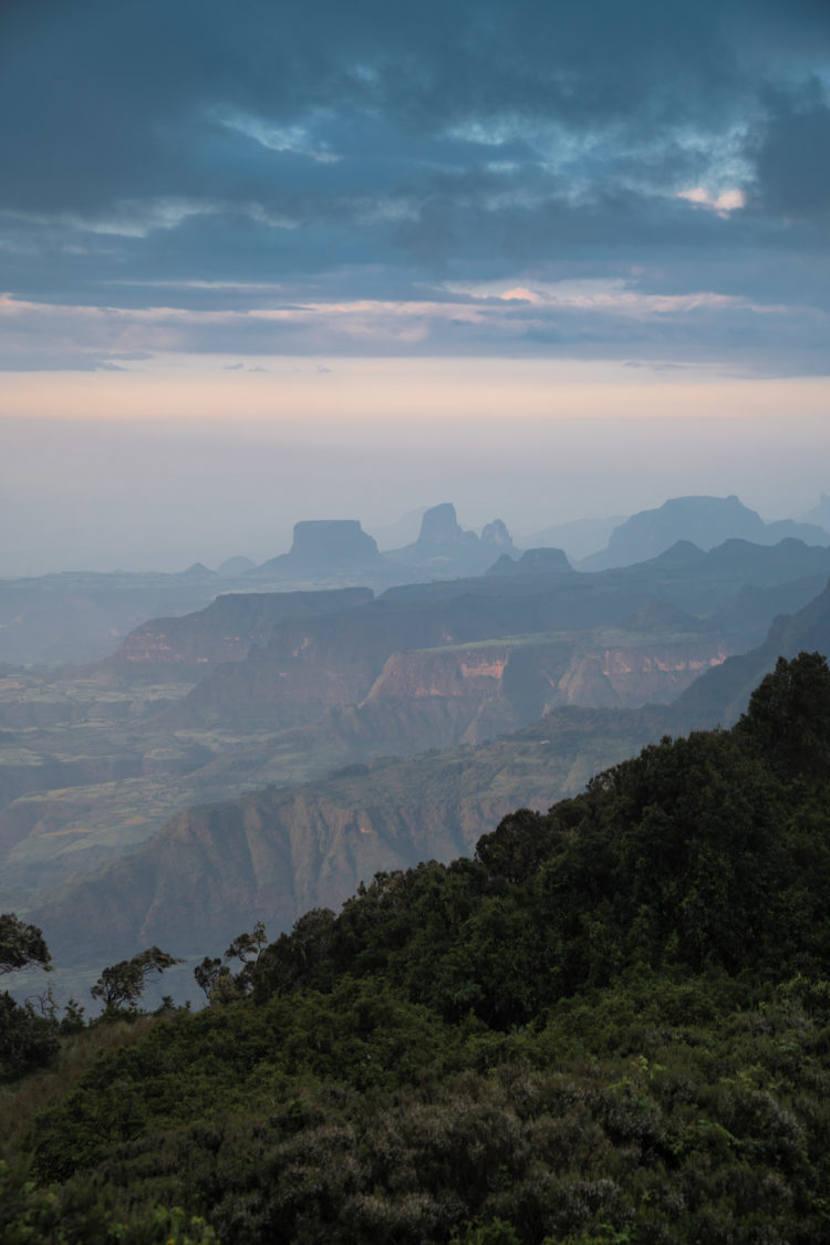 Simien Mountains | WORLD OF WANDERLUST