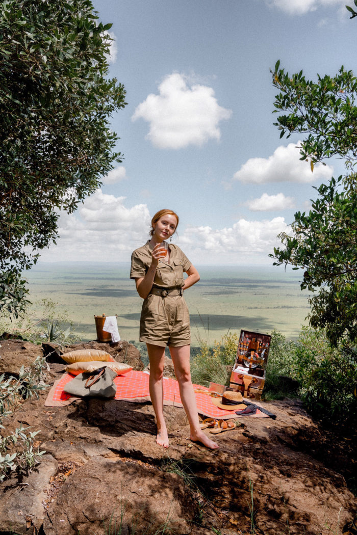 Luxury in East Africa: Checking in to Angama Mara