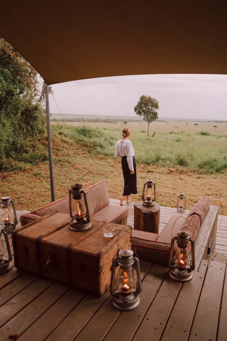 Bateleur Camp Kenya | WORLD OF WANDERLUST