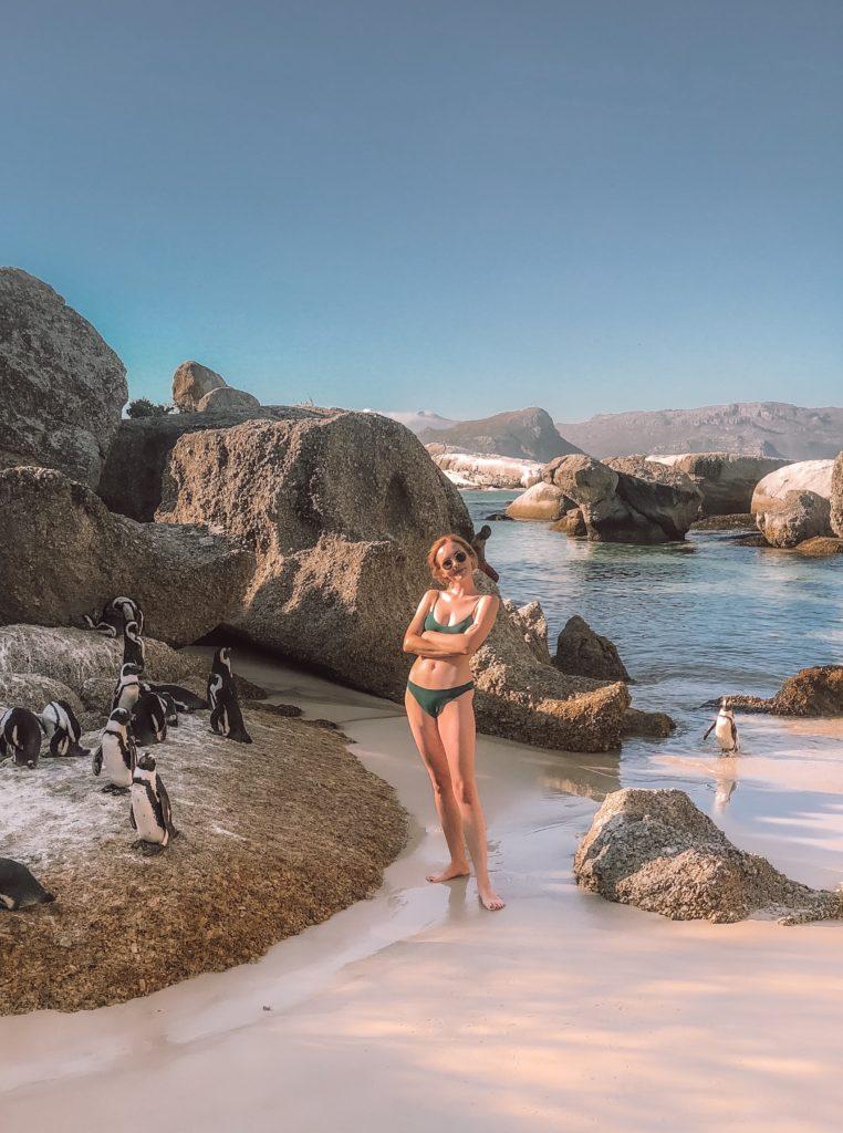 Boulders Beach Cape Town   WORLD OF WANDERLUST