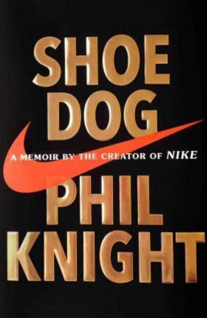 Critique du livre Shoedog