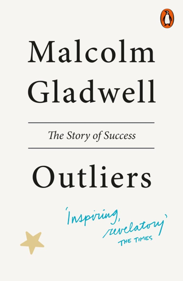 Outliers book review by Brooke Saward