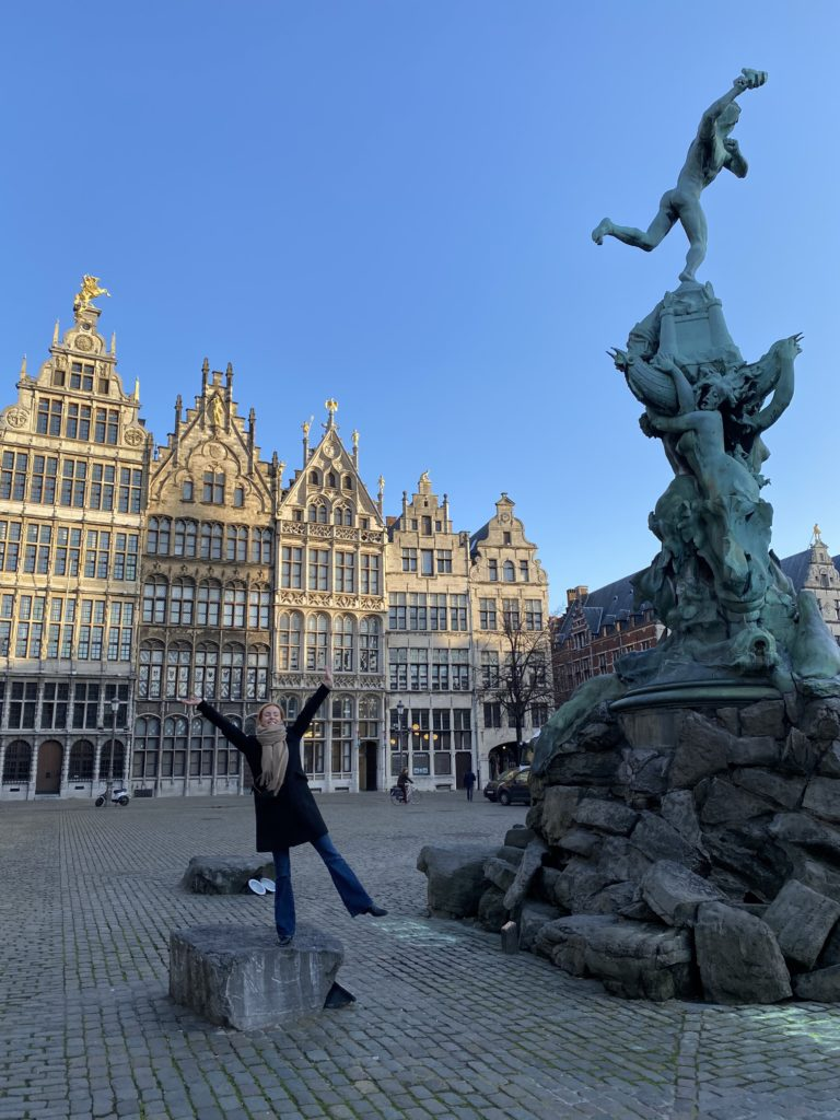Guide to Antwerp in Winter | World of Wanderlust