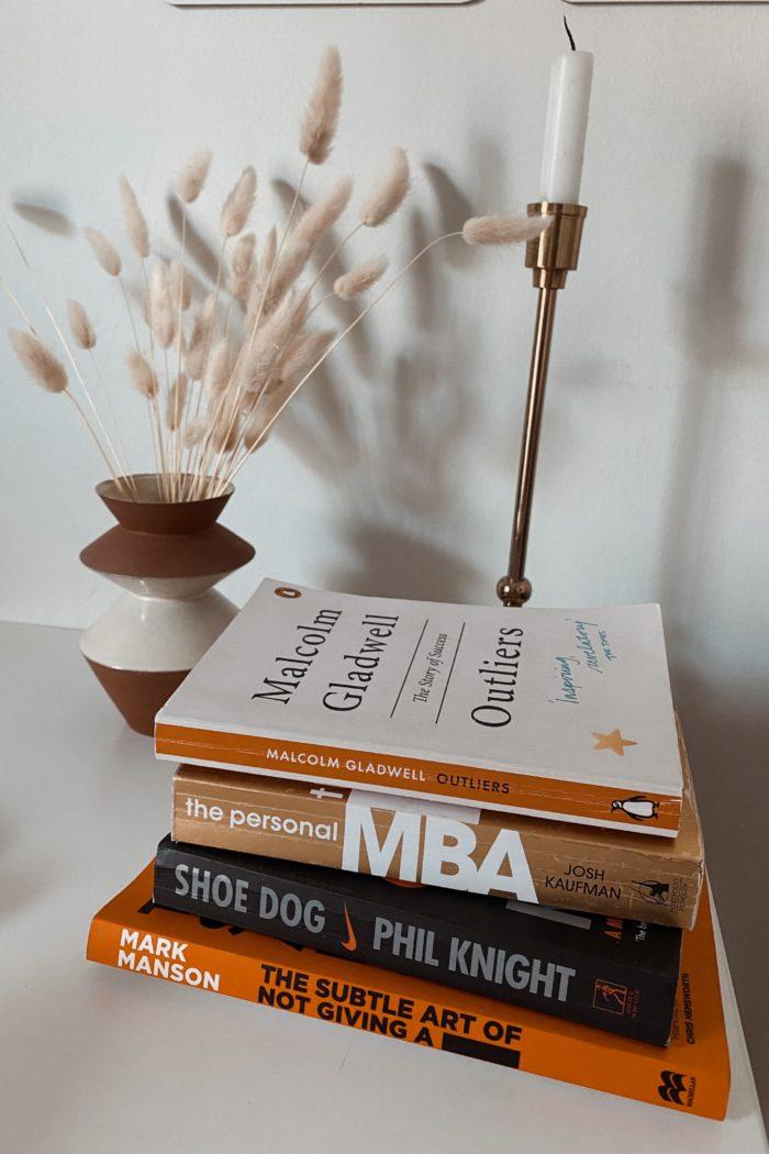 The Top 10 Best Books for Entrepreneurs