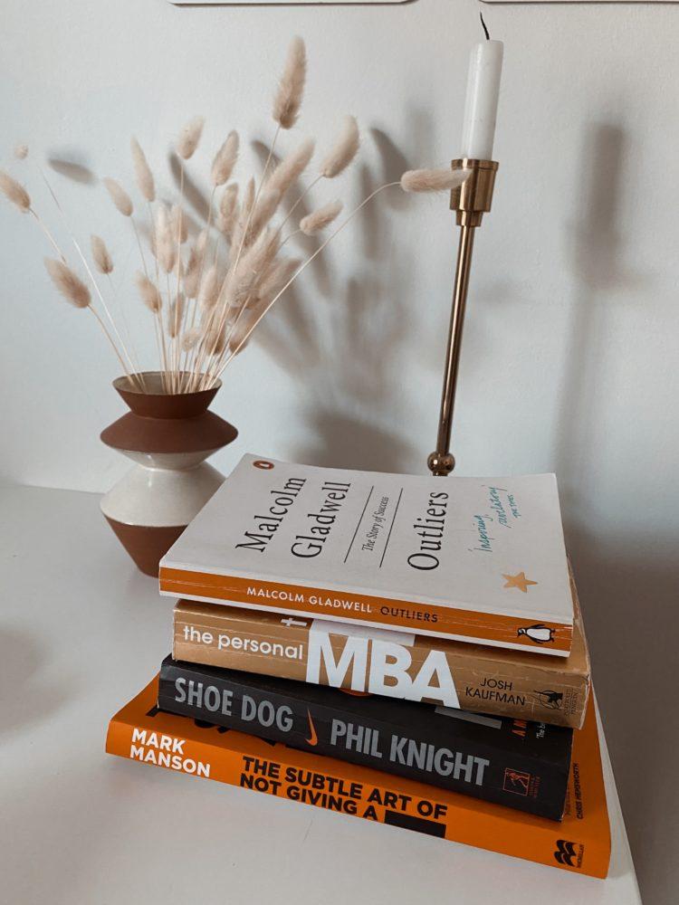 The Best Books for Entrepreneurs
