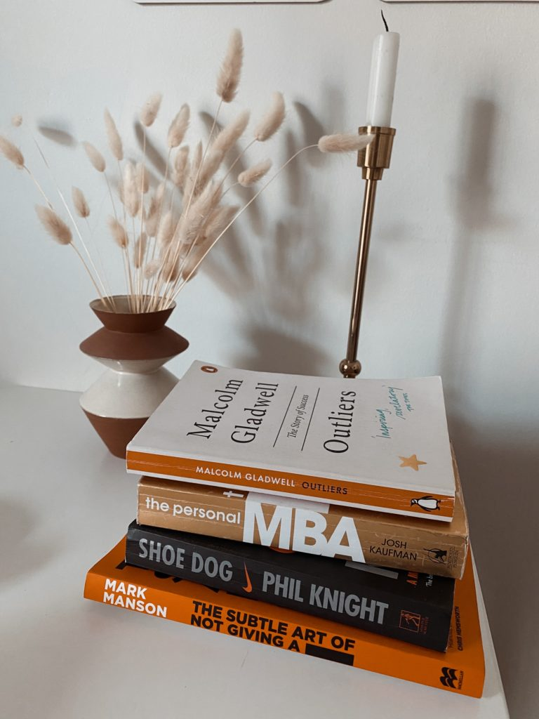 The Best Books to read for Entrepreneurs